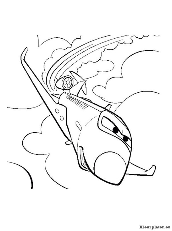 Cars 2 kleurplaten for Disney cars 2 coloring pages