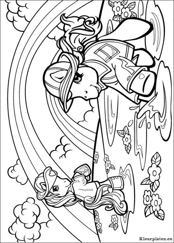 little charmers coloring pages printable - photo#23